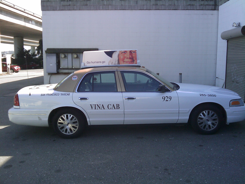 First Vina Cab